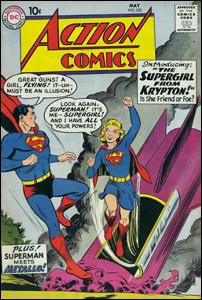 Action Comics # 252