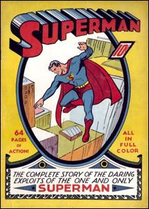 Superman # 1