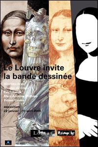 Le Louvre invite la Bande-Dessinée