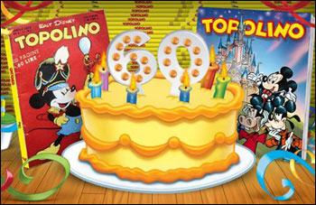 Topolino - 60 anos