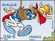 aniversário de 50 anos de Asterix