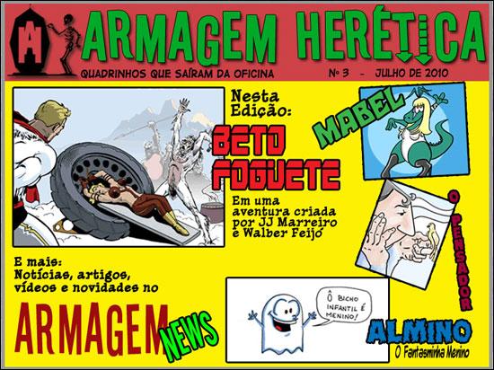 Armagem Herética