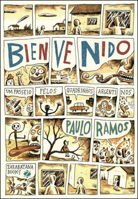 Bienvenido - Um passeio pelos quadrinhos argentinos