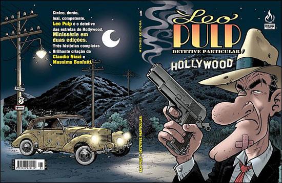 LEO PULP - DETETIVE PARTICULAR # 1