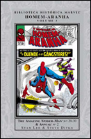 Biblioteca Histórica Marvel - Homem-Aranha # 3