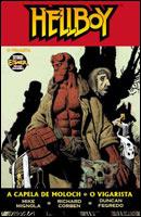 Hellboy - A capela de Moloch / O vigarista