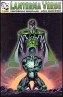 Lanterna Verde - Crepúsculo Esmeralda