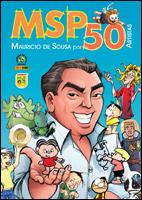 MSP 50 - Mauricio de Sousa Por 50 Artistas