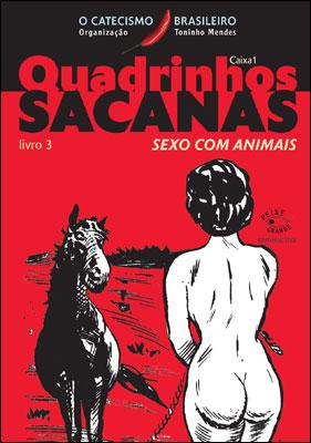 Quadrinhos Sacanas - Os Herdeiros de Carlos Zéfiro