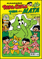 ALMANAQUE PAPA-CAPIM E TURMA DA MATA # 2