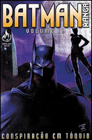 BATMAN MANGÁ - VOLUME 2 # 1
