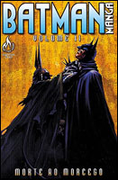 BATMAN MANGÁ - VOLUME 2 # 2