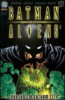 BATMAN VERSUS ALIENS 2 # 1