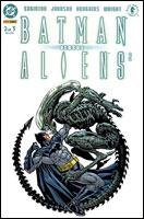 BATMAN VERSUS ALIENS 2 # 2