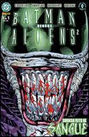 BATMAN VERSUS ALIENS 2 # 3