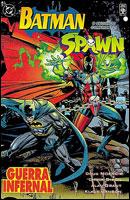 BATMAN/SPAWN - GUERRA INFERNAL