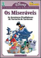 CLÁSSICOS DA LITERATURA DISNEY - VOLUME 18 - OS MISERÁVEIS