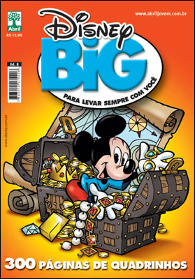 Disney Big # 8
