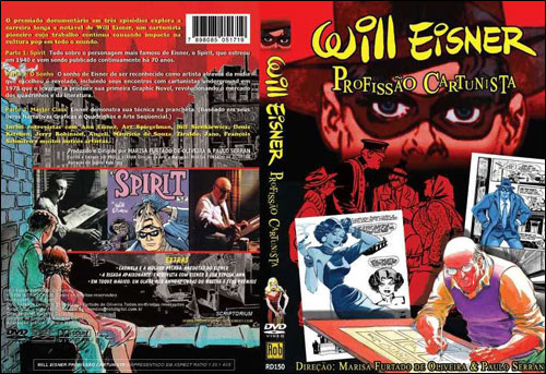 Will Eisner, Profissão Cartunista