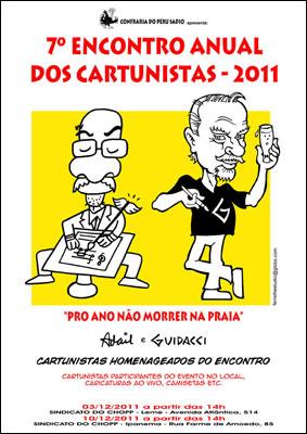 7º Encontro Anual dos Cartunistas