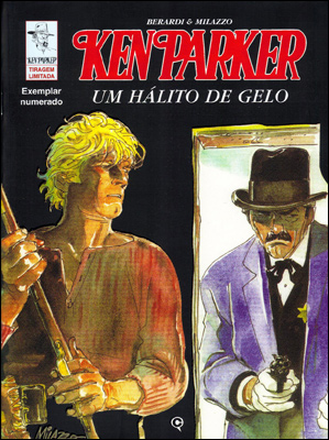 Ken Parker - Um hálito de gelo