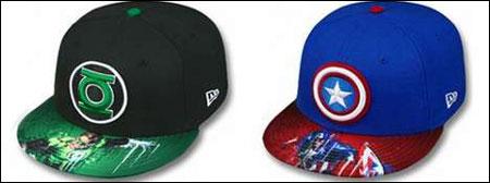 Licenciamento Marvel e DC