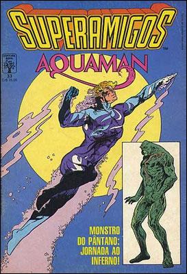 Superamigos # 33