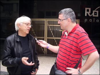 Milo Manara e Sidney Gusman