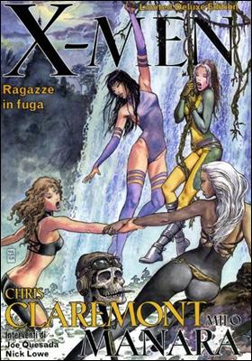 X-Men - Garotas em fuga