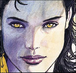 'Sandman - noites sem fim - Desejo' por Manara