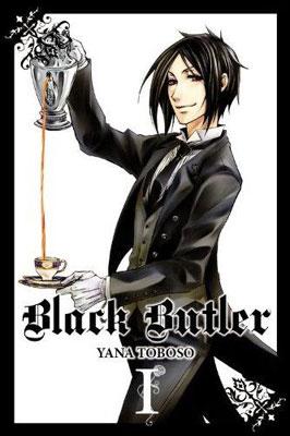 Black Buttler