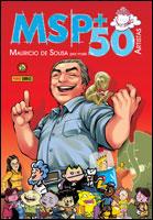 MSP + 50 - Mauricio de Sousa por mais 50 artistas