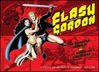 Flash Gordon - No planeta Mongo - No reino das cavernas