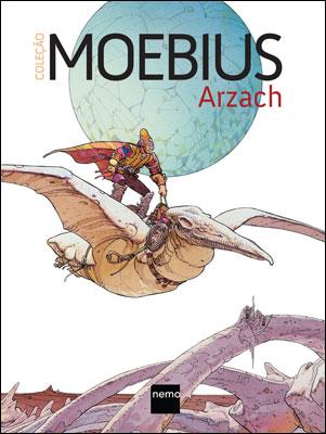 Coleção Moebius - Arzach