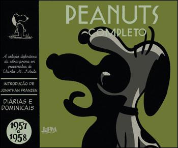 Peanuts Completo - 1957 a 1958