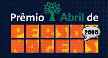 Prêmio Abril de Personagens 2010