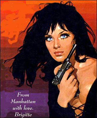 Sex & Crime - The Book Cover Art of Benicio - Volume 1