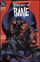 BATMAN - VENGEANCE OF BANE # 1
