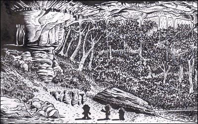Cabeça Oca e os Elfos de Terra Ronca