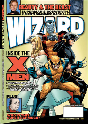Wizard - The Guide To Comics