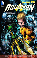 AQUAMAN - VOLUME 1 - TRENCH