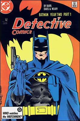 Batman - Ano Dois