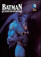 BATMAN - O FILHO DO DEMÔNIO - PANINI