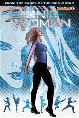 The Bionic Woman # 1