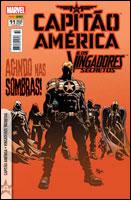 CAPITÃO AMÉRICA & OS VINGADORES SECRETOS # 11