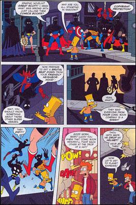 The Simpsons/Futurama Crossover Crisis II # 2