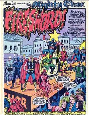 Thor # 207