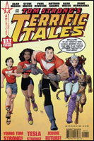 TOM STRONG'S - TERRIFIC TALES # 1