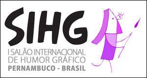 I Salão Internacional de Humor Gráfico de Pernambuco - SIHG-PE