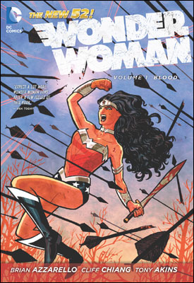Wonder Woman - Volume 1 - Blood